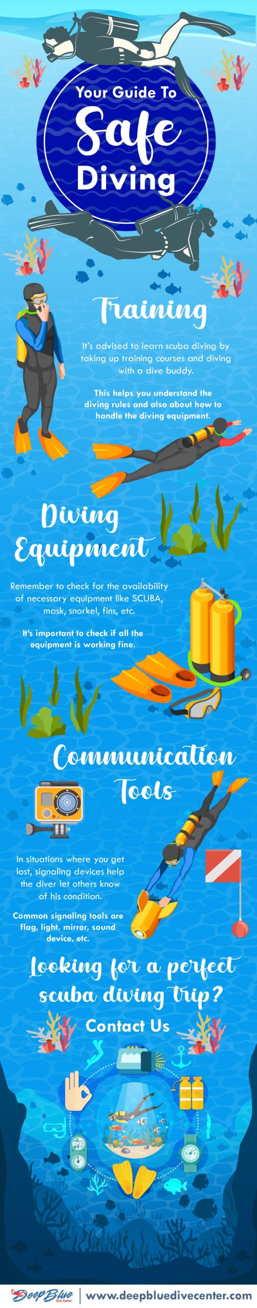 Your Guide to Safe Diving
