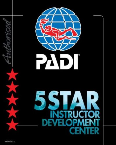 padi 5 star idc center