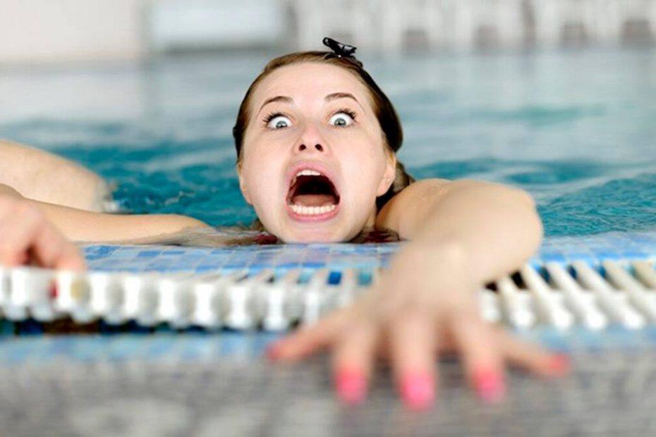 overcome aquaphobia